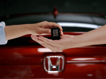 4. บริการ Honda Drop & Go