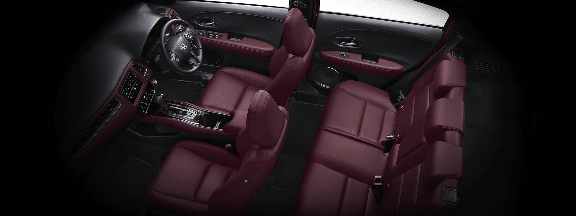 ภายใน Honda HRV 2021