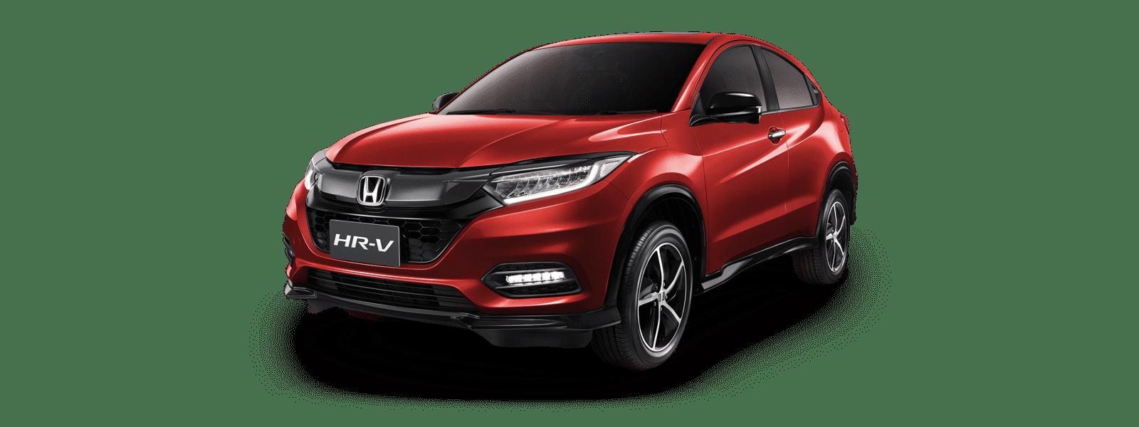 3. Honda HR-V 2021 รุ่น RS ราคา 1,119,000 บาท