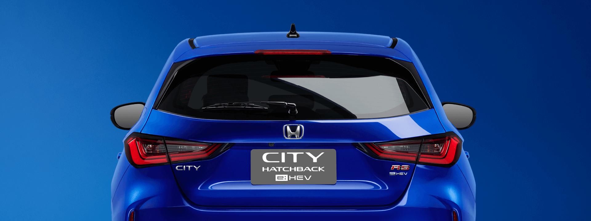 รูปภายนอก Honda The City Hatchback e:HEV