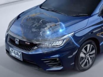 Cover บทความ Honda Hybrid