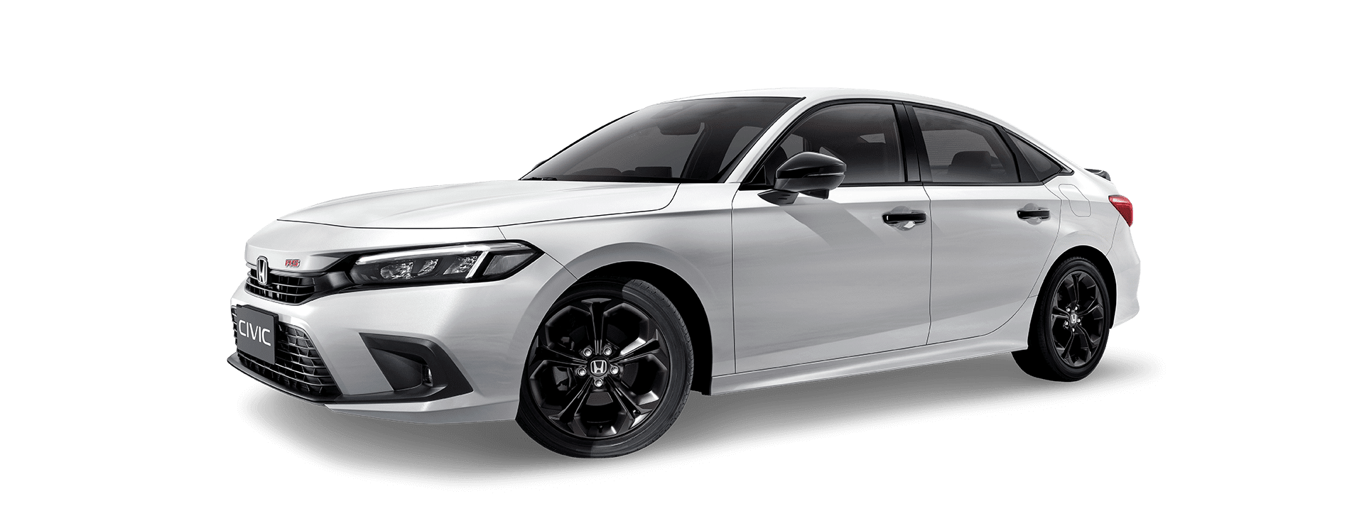 3. Honda Civic 2022 รุ่น RS ราคา 1,199,900 บาท